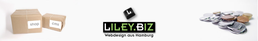 Liley.biz - Webdesign aus Hamburg
